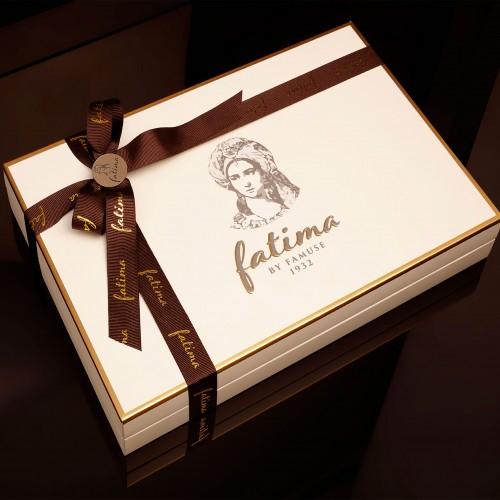 Fatima Büyük Klasik Kutu